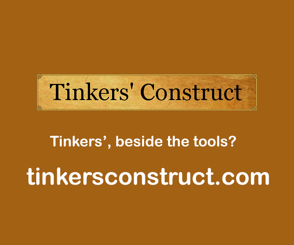 Tinkers', beside the tools?